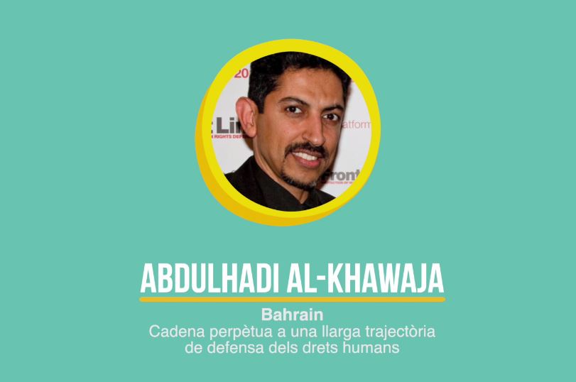 Abdulhadi Al-Khawaja (Bahrain)